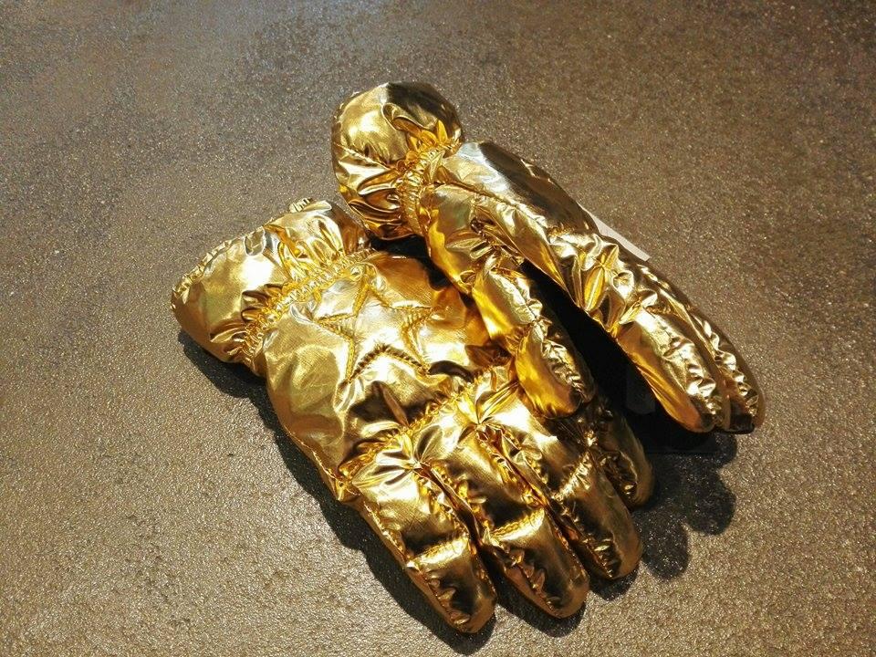molo guldhandsker illum kids