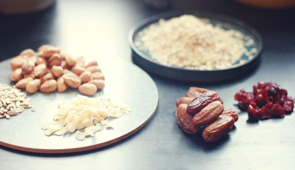 hjemmelavet müsli uden sukker