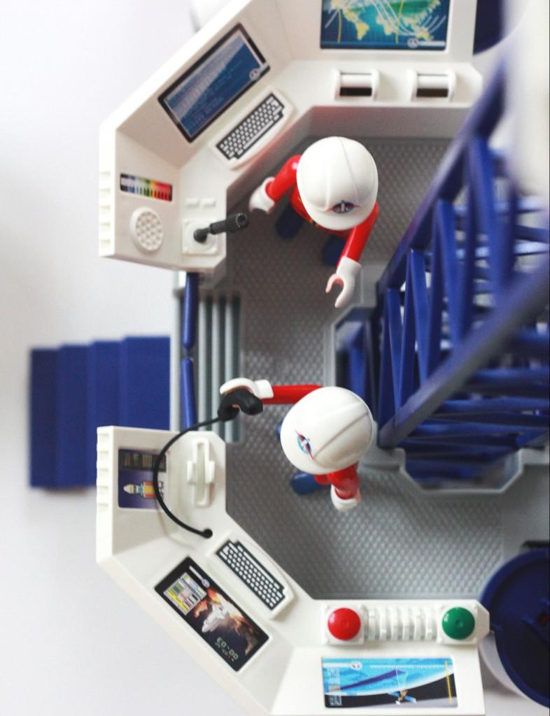 Playmobil rummission legetøj
