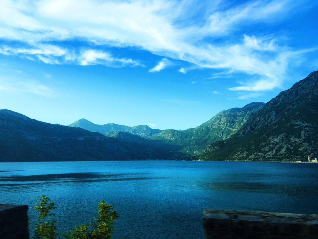 montenegro fjord