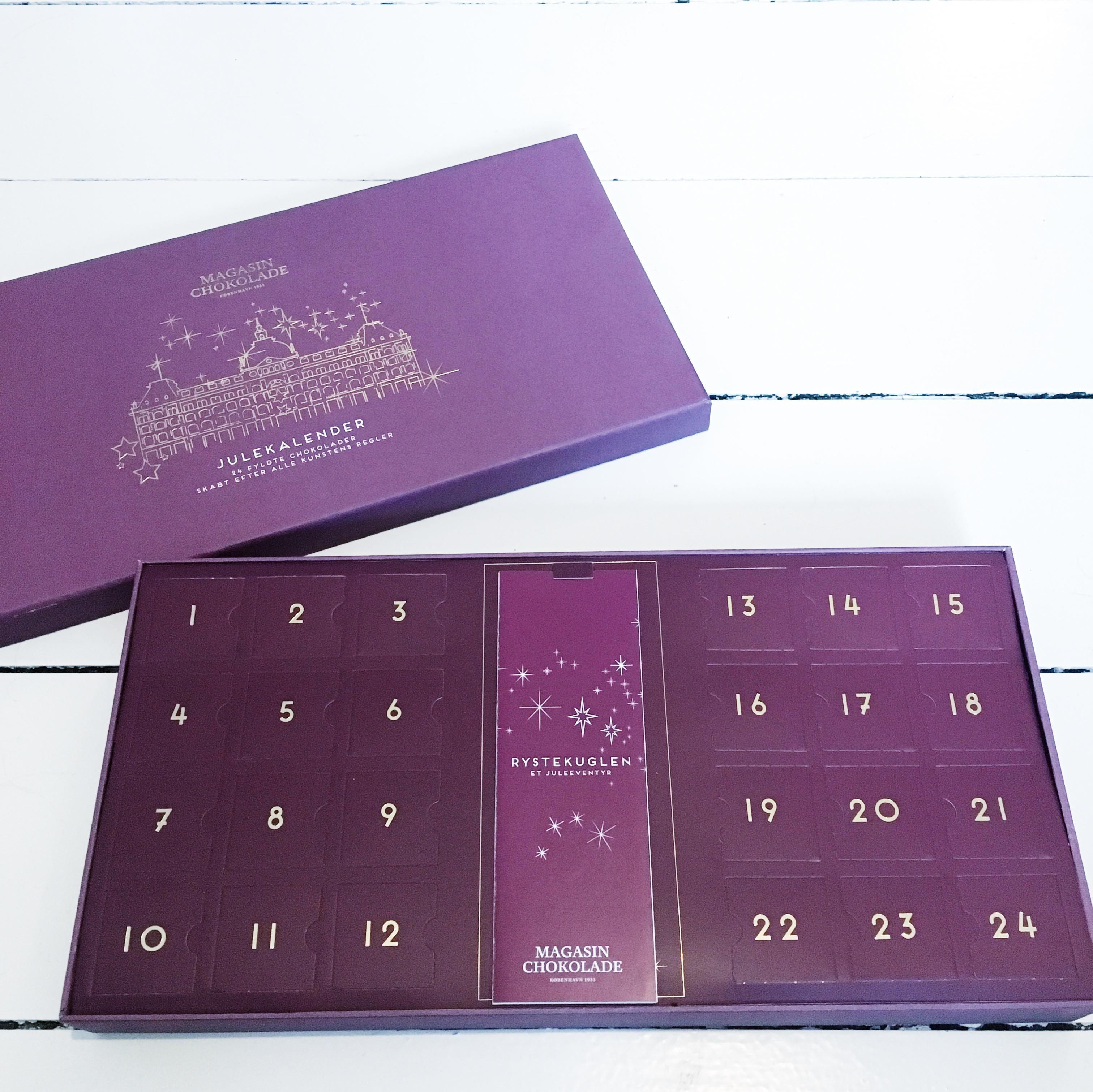magasin chokoladekalender