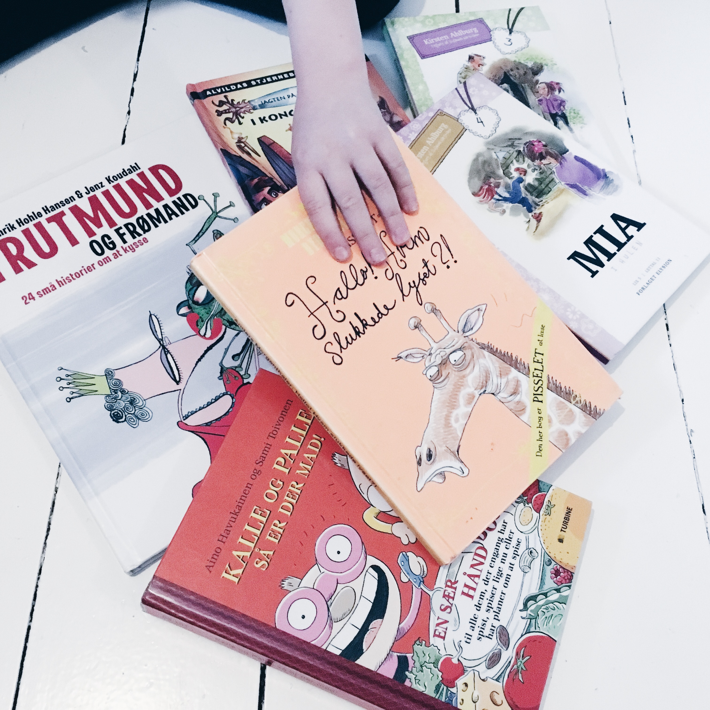 børnebøger