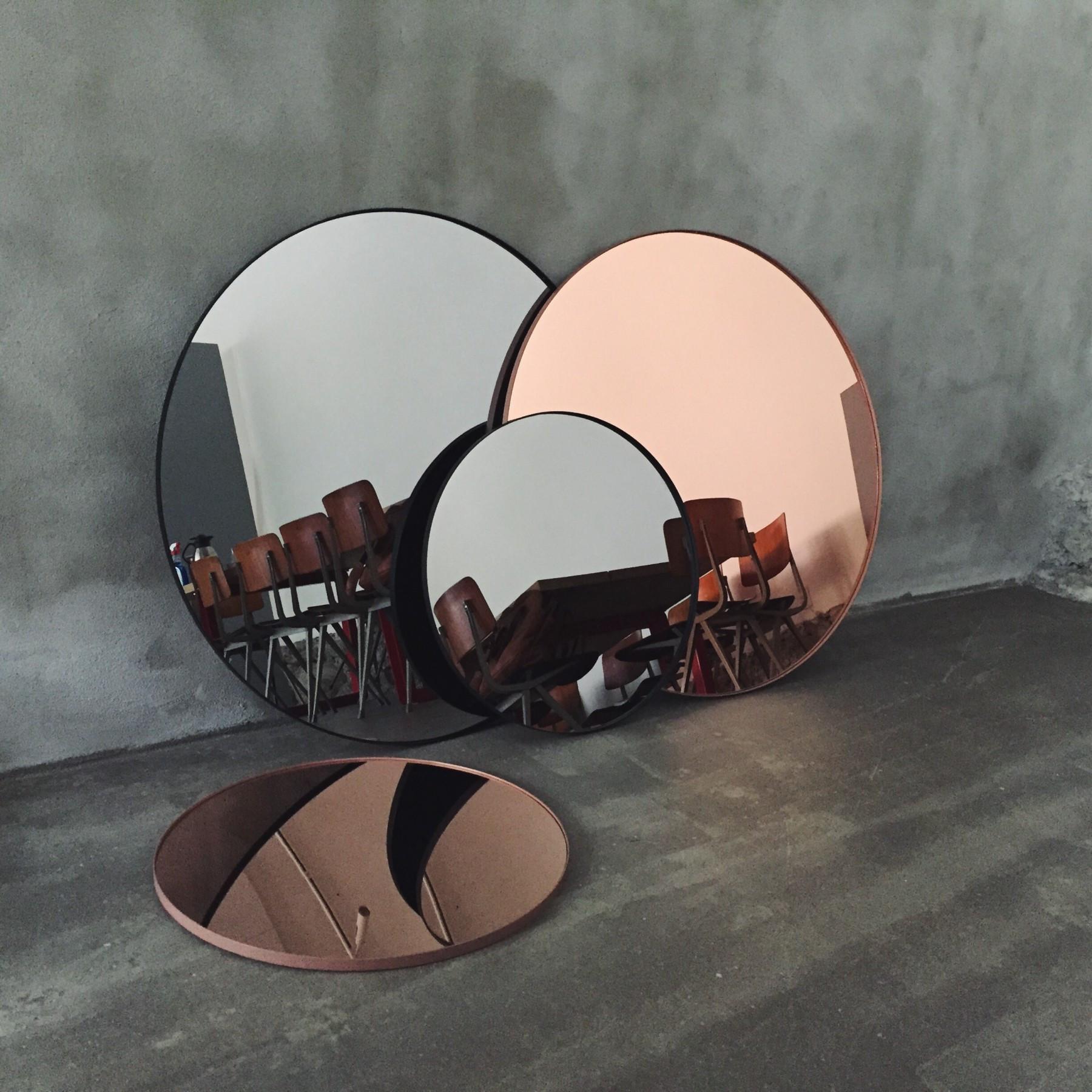 AYTM rundt spejl
