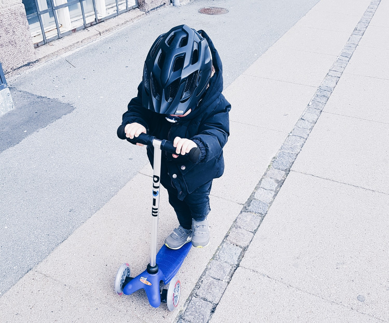 det bedste løbehjul til små børn