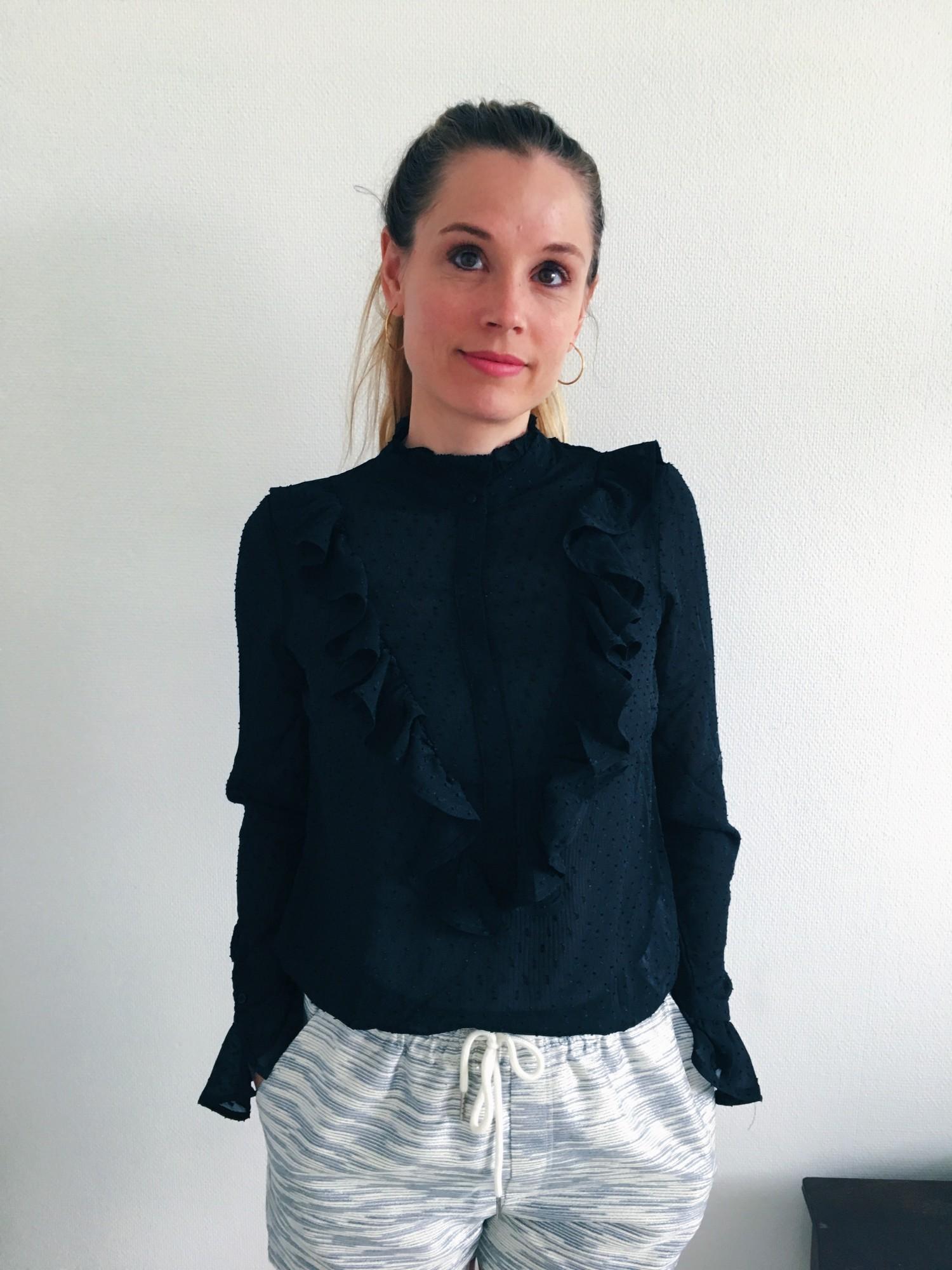 flæseskjorte glimmershorts
