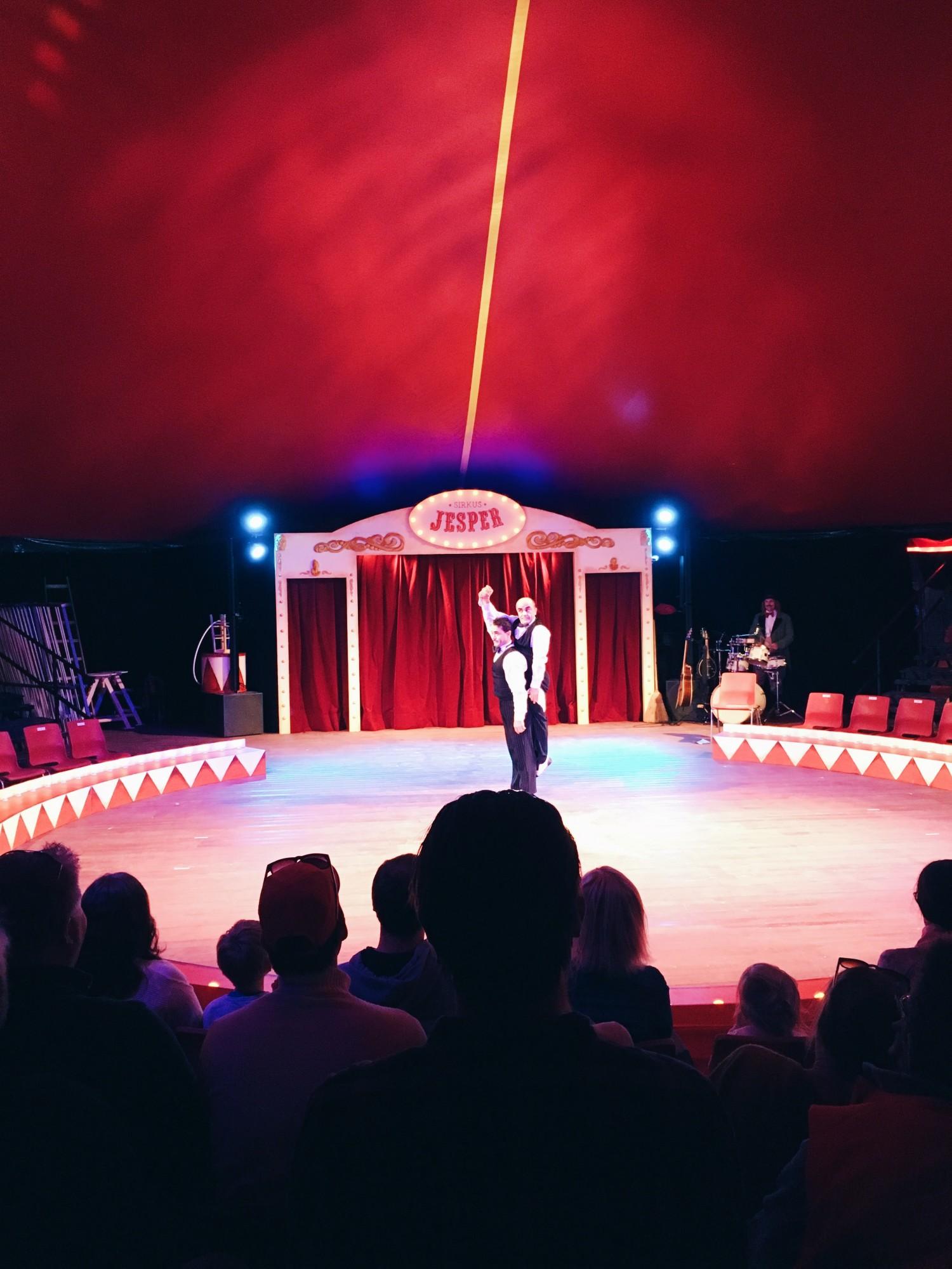 cirkus jesper