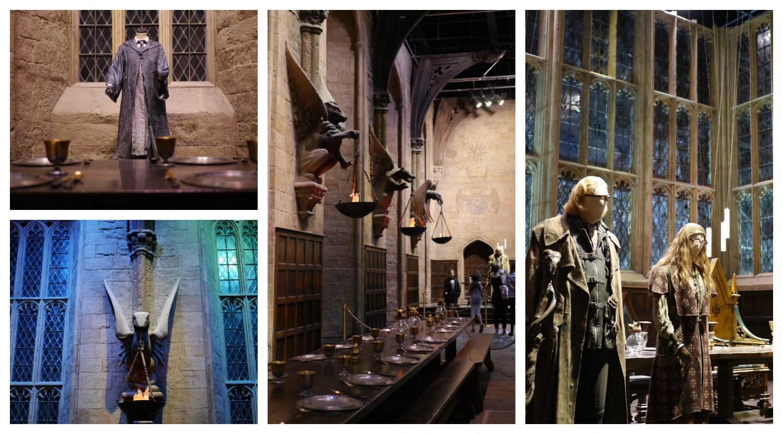 spisesalen hogwarts