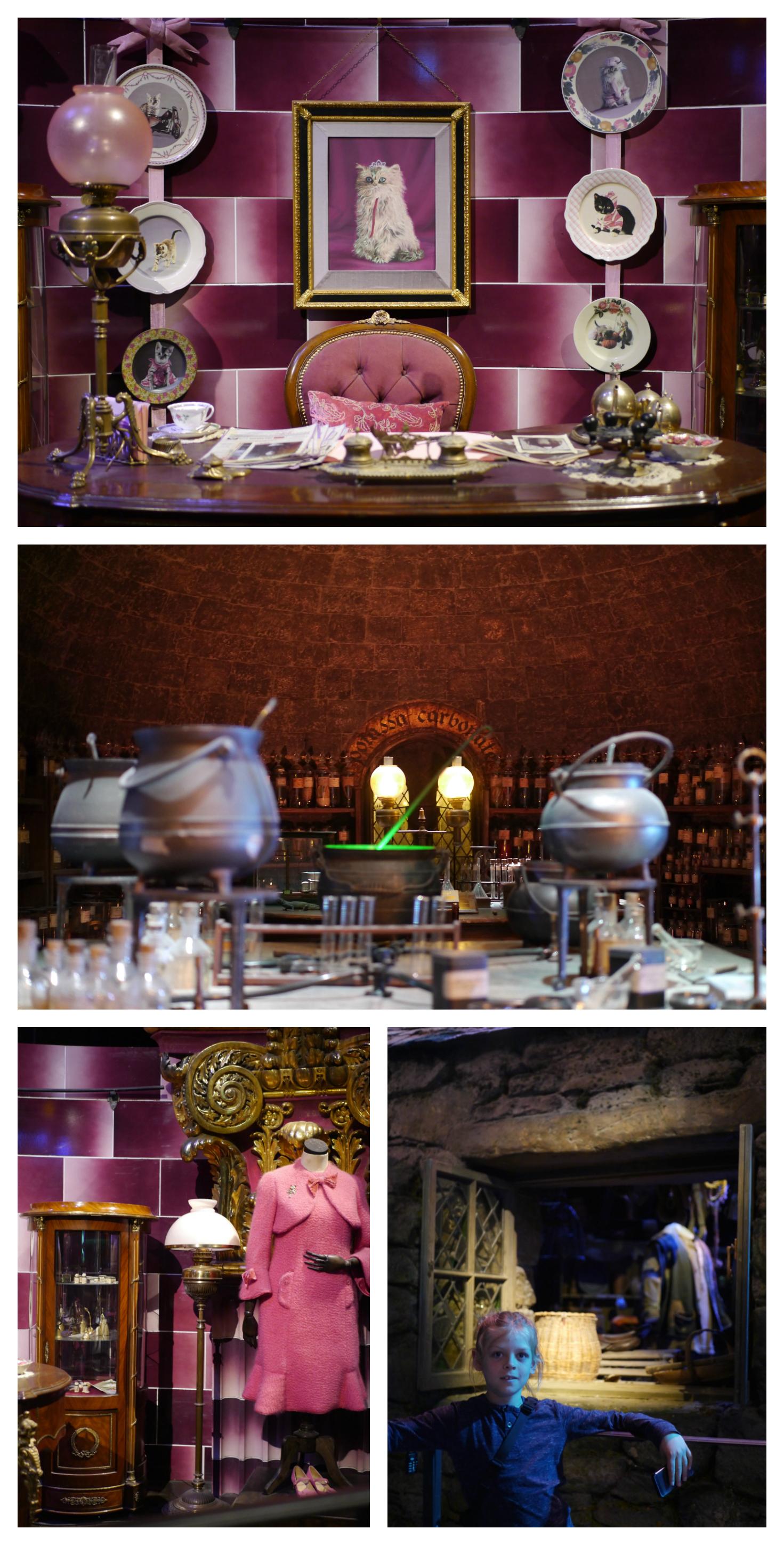 ministeriet for magi harry potter