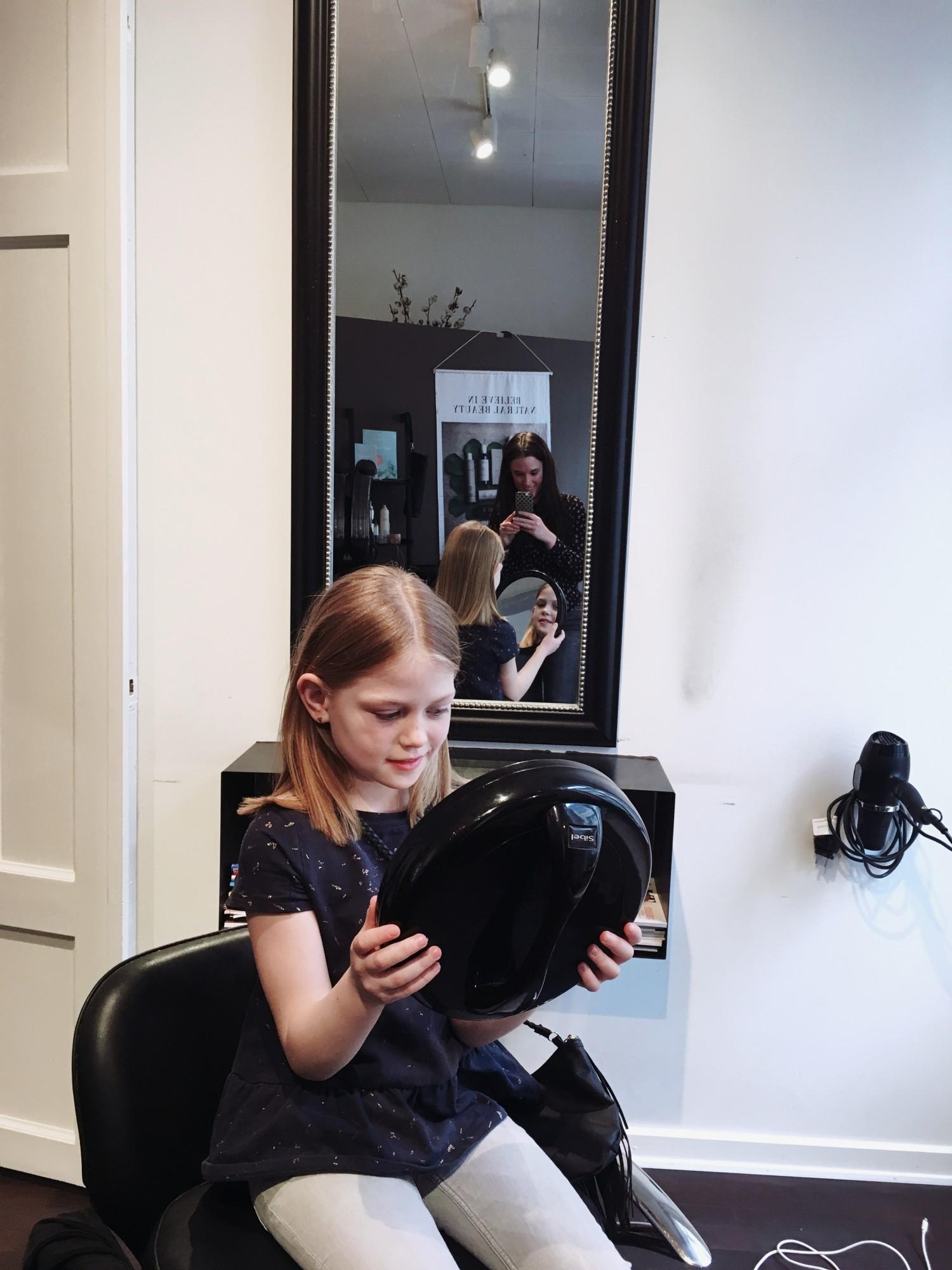 dollface frisør børn københavn