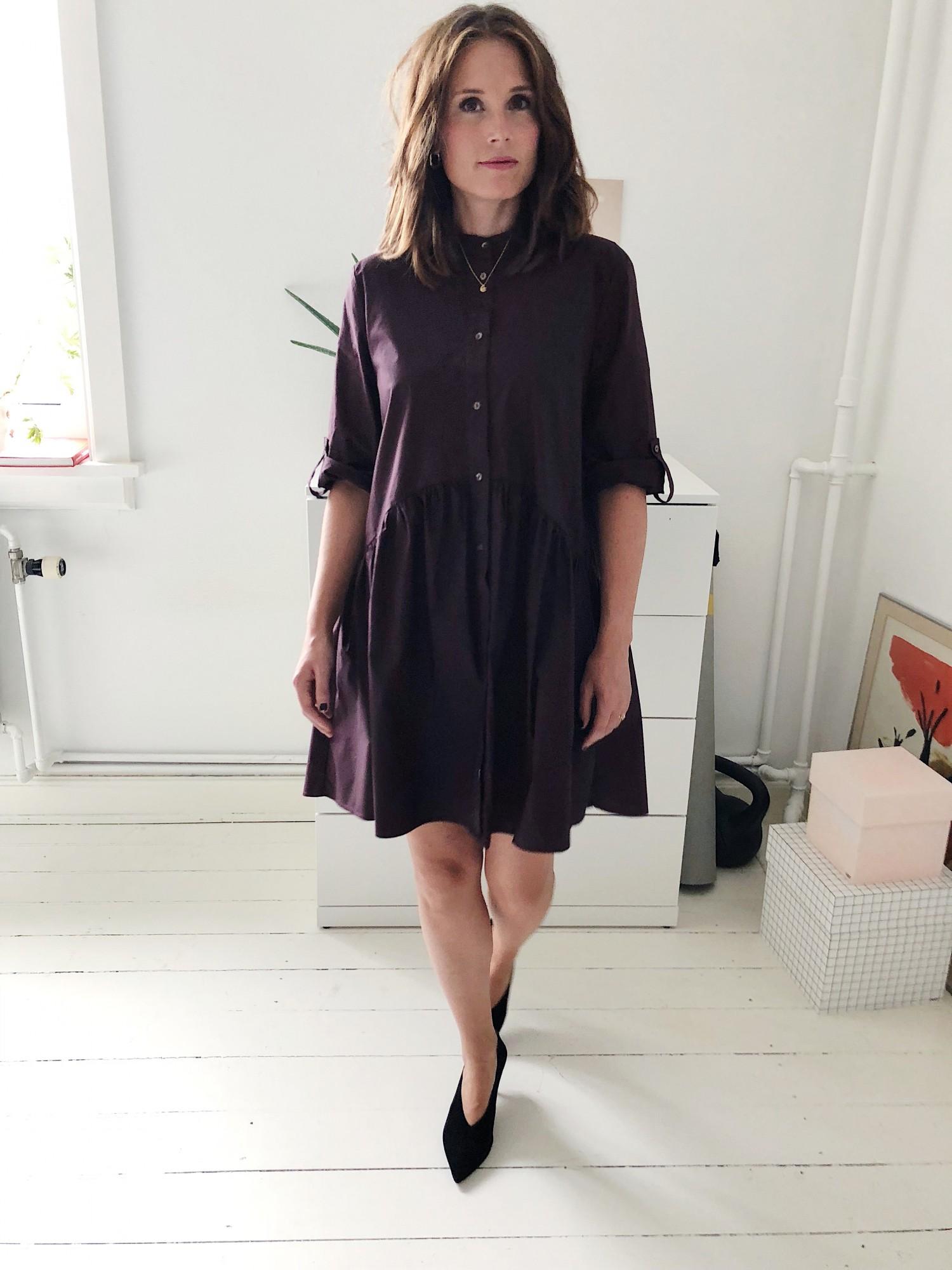 kjole på budget