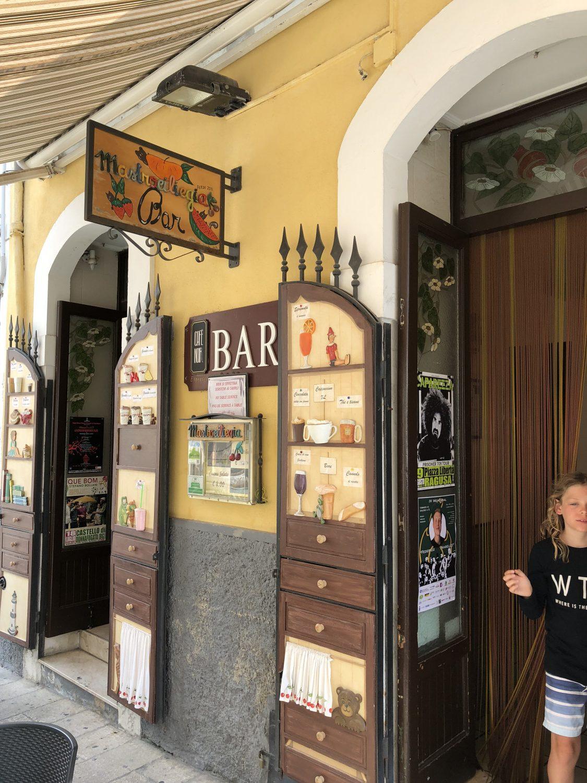 ice-cream in Ragusa Ibla