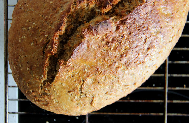 opskrift verdens nemmeste brød grydebrød