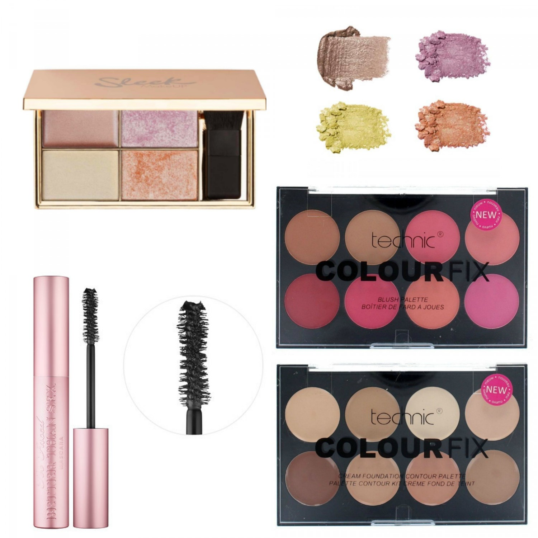 PicMonkey Collage makeup