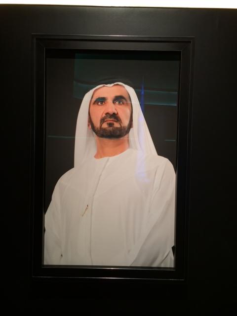 His Highness Sheikh Mohammed Bin Rashid Al Maktoum, Vice President and Prime Minister, Ruler of Dubai