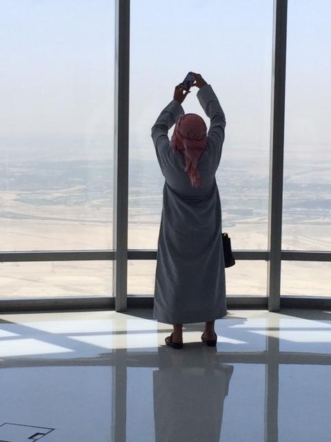 Araber-selfie