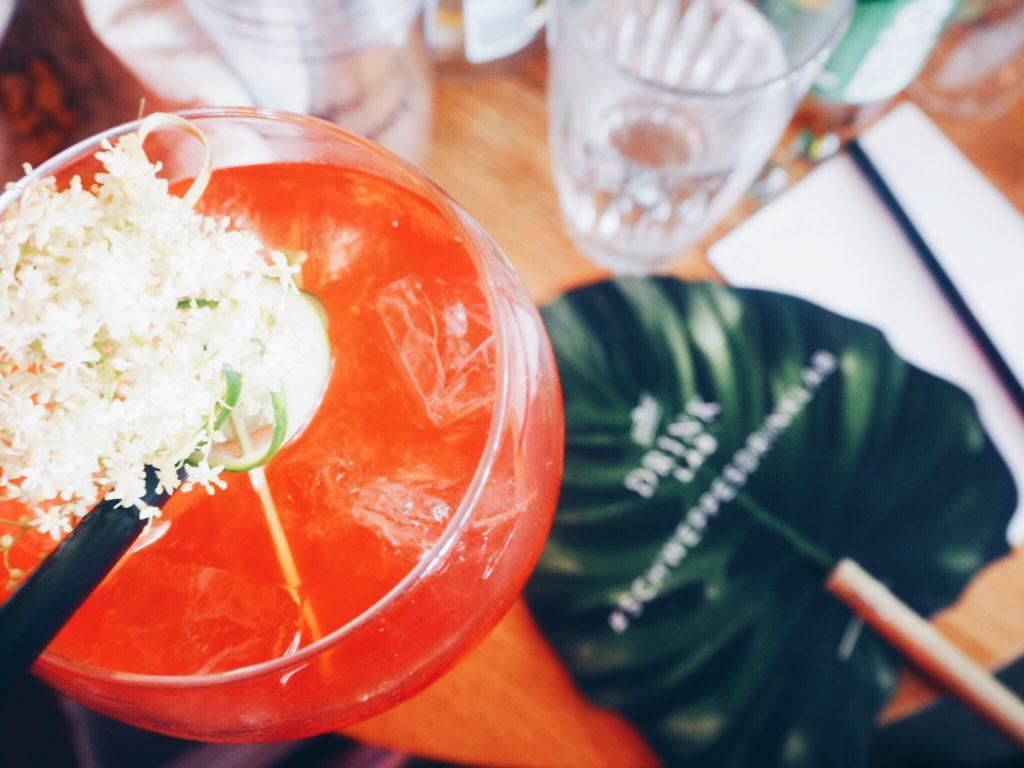 Cocktails drinks, drinklab soda