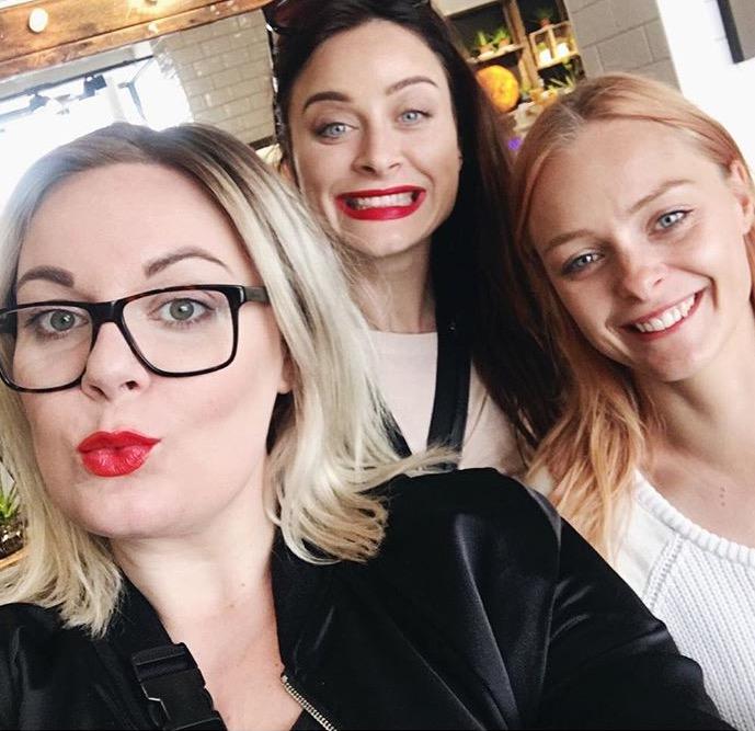 bloggere blog piger malmø på tur beauty nellenoell karinanoa stickysweetdanish