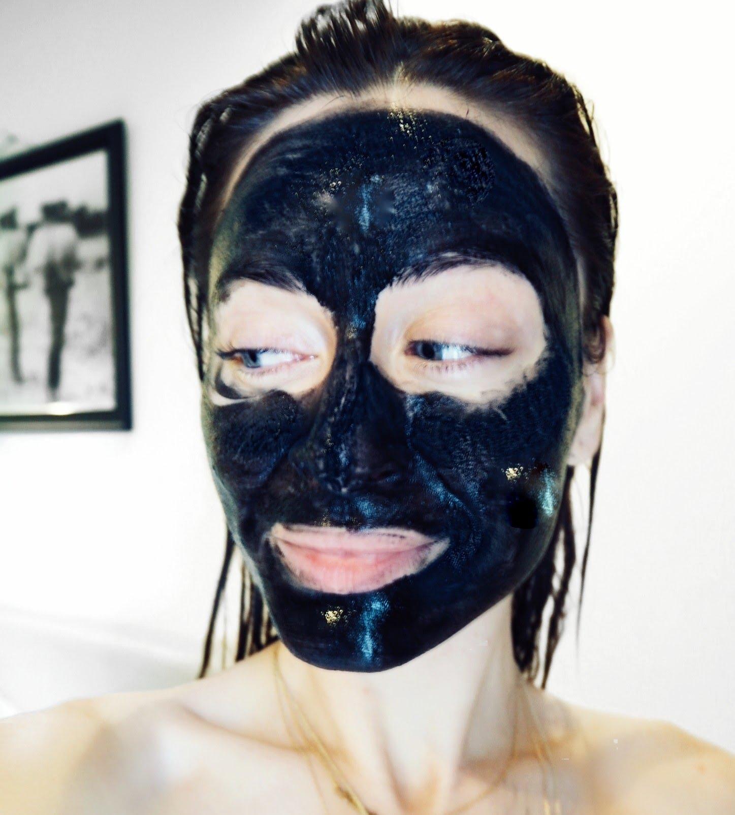 ansigtsmaske naturlig hudpleje