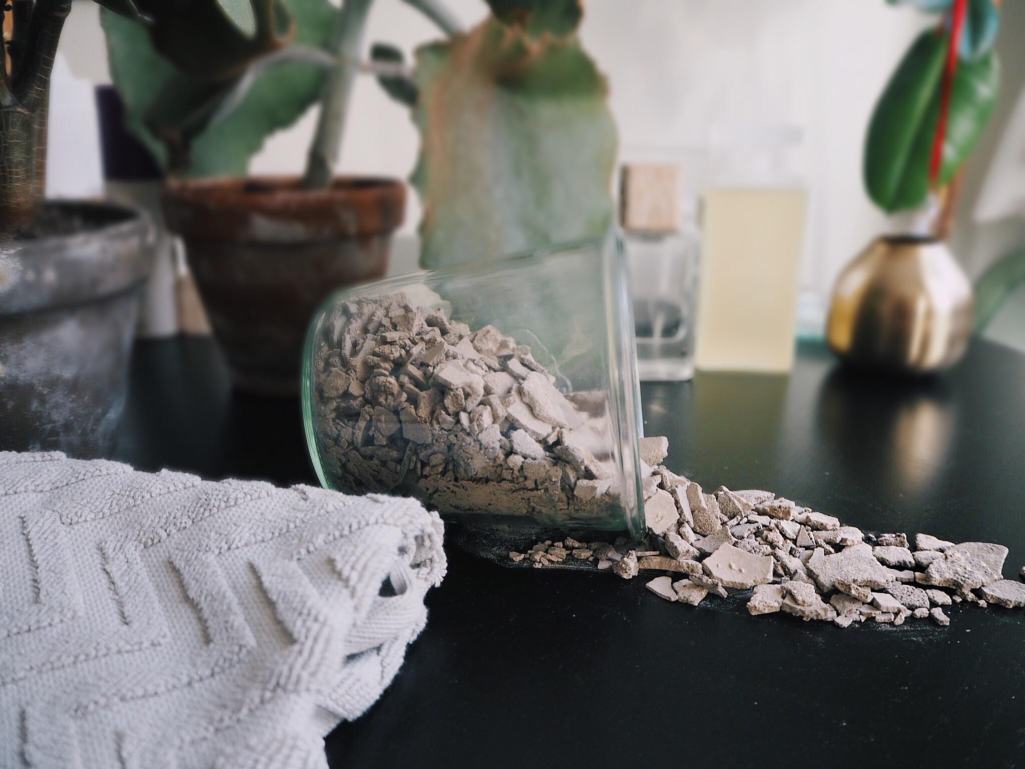 rasul ler nelle noell naturligt ler naturlig shampoo naturlig maske