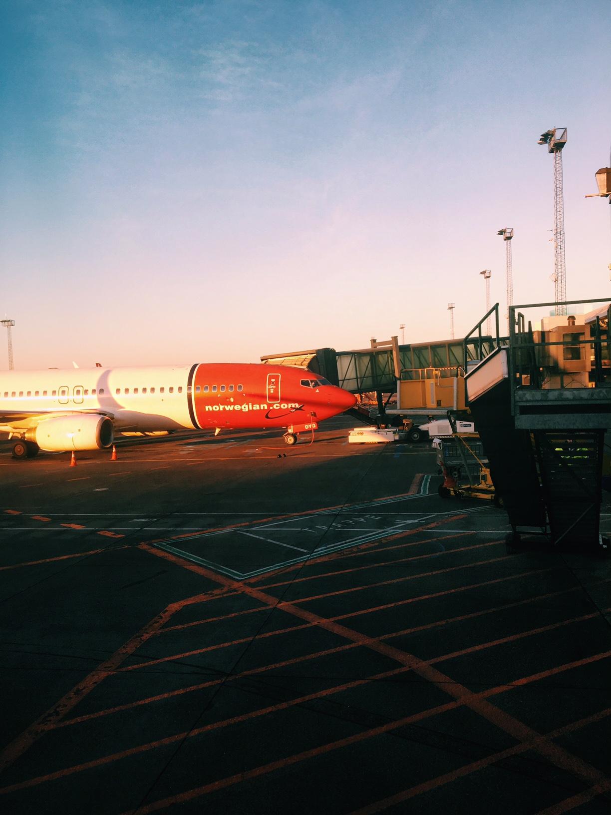 Nelle noell den gode uge Stockhold schwartskoph lufthavn
