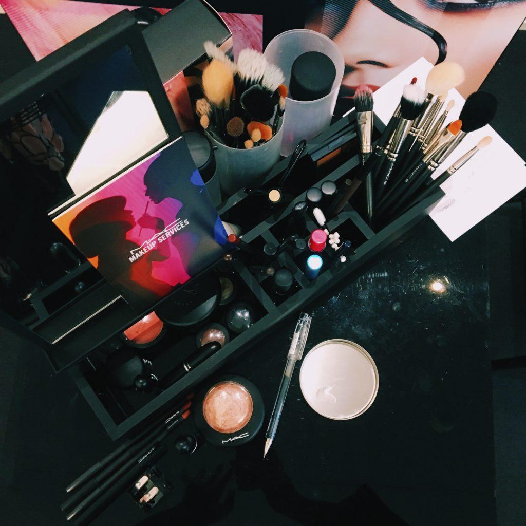 professionelle makeup tips som app mac cosmetics