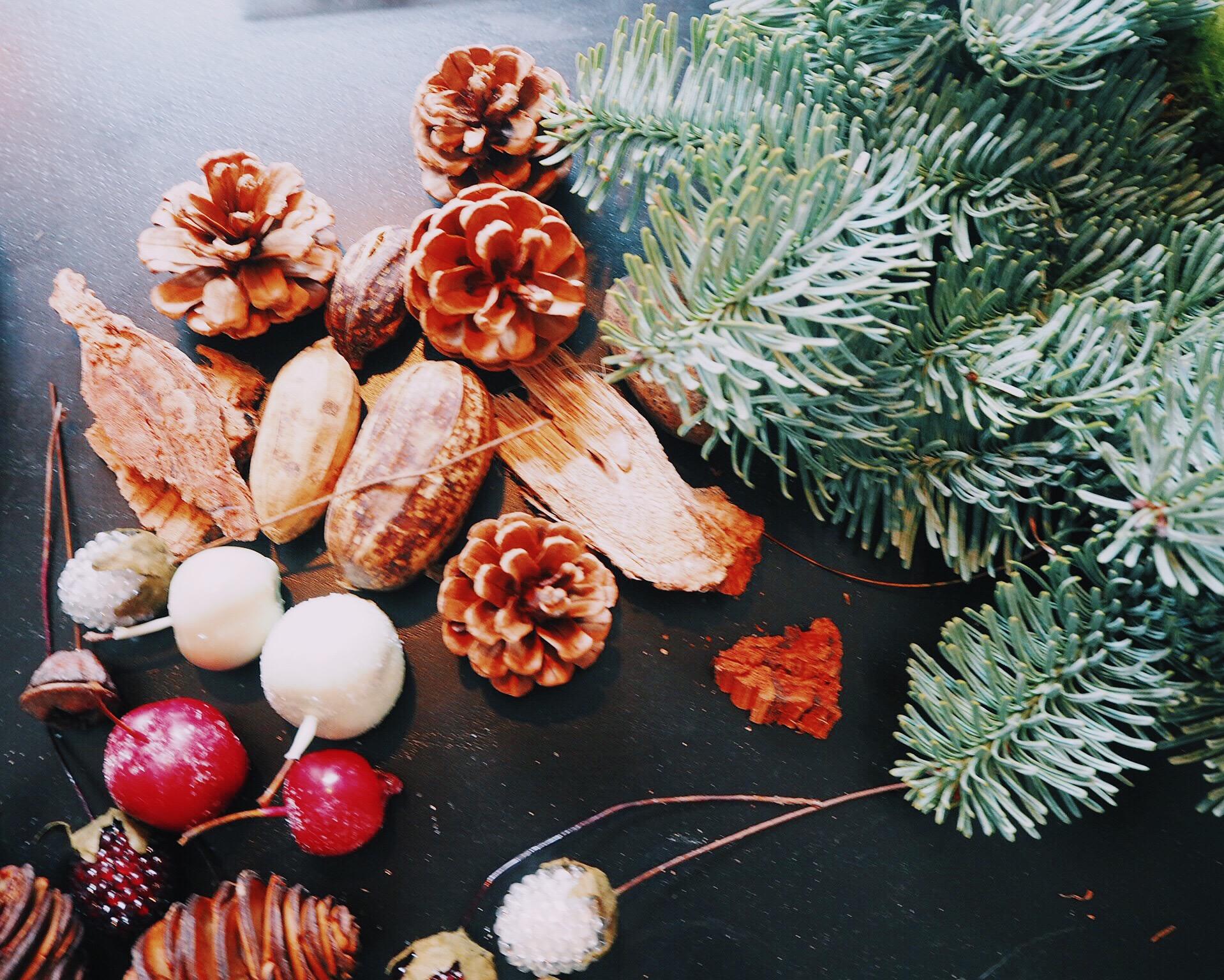 juledekoration julegran julehygge nelle noell nelle noel
