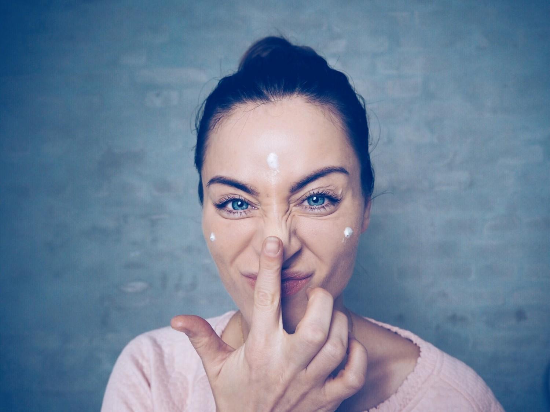 budget tip: til dig hvis hud, skrænter i kulden, Nelle noell weleda hudpleje