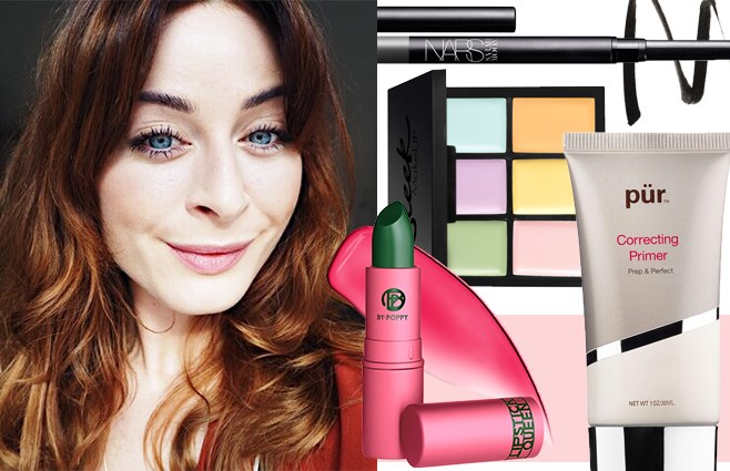 Nelle noell hverdags makeup chrichri.sk skønhedsskribent makeupartist tips til hverdags makeuppen