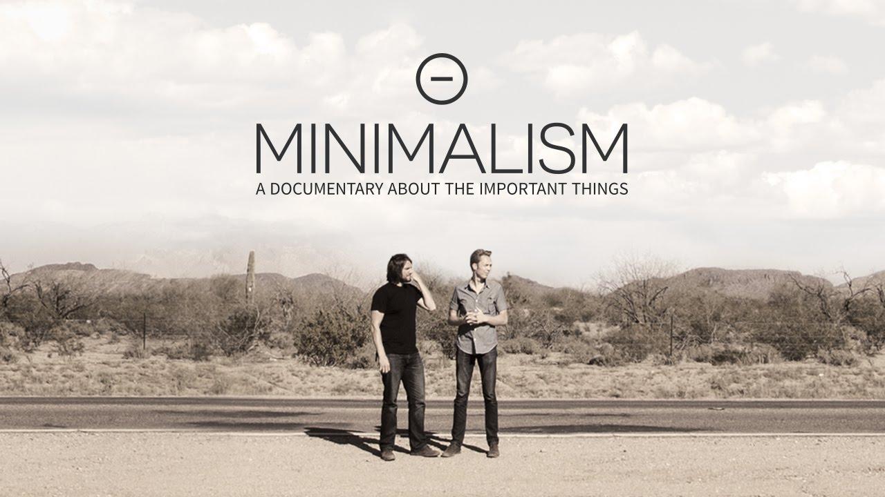 minimalism nelle noell den gode uge