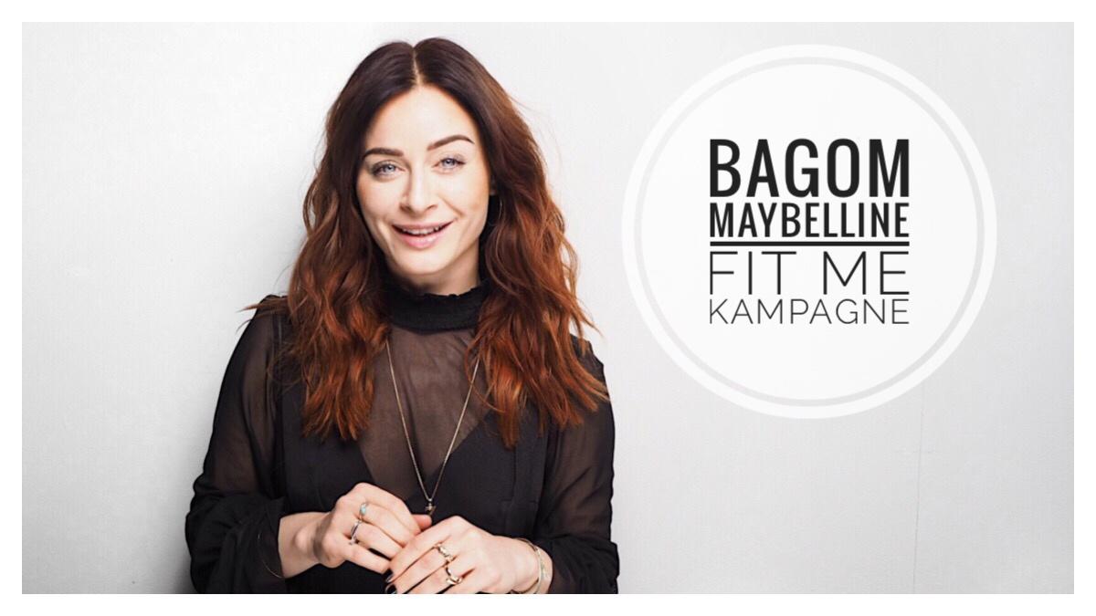 Bagom den nye Maybelline kampagne nelle noell
