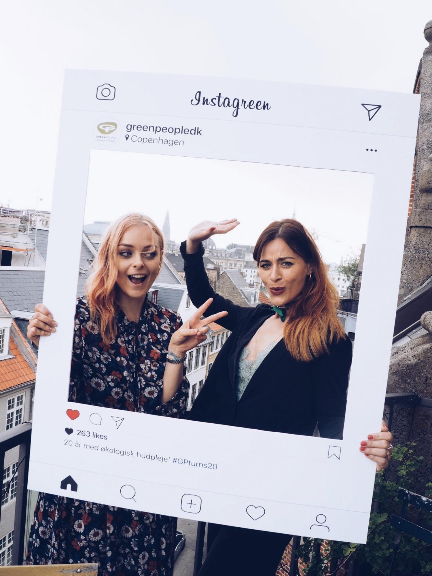 den gode uge distortion københavn green people
