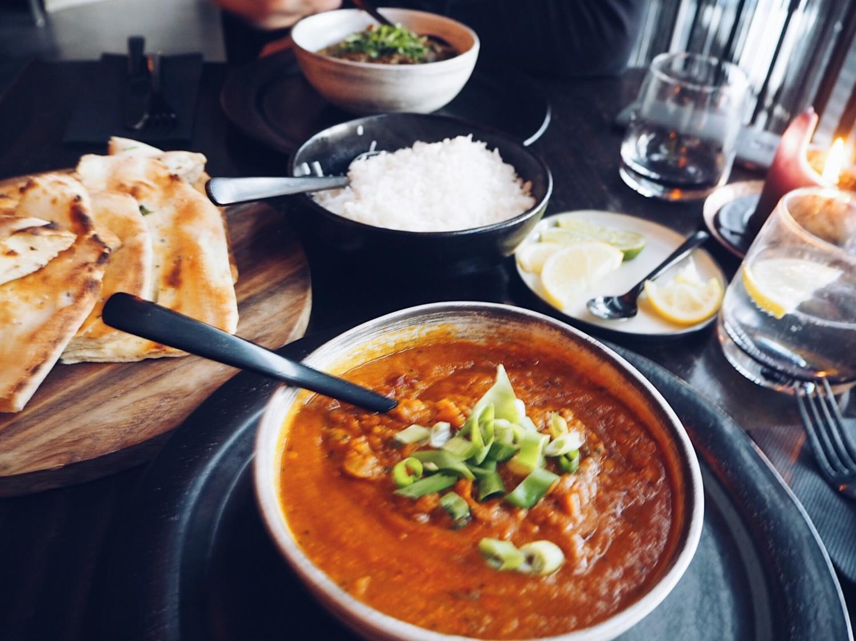 Den gode uge Rasoi indisk mad amager
