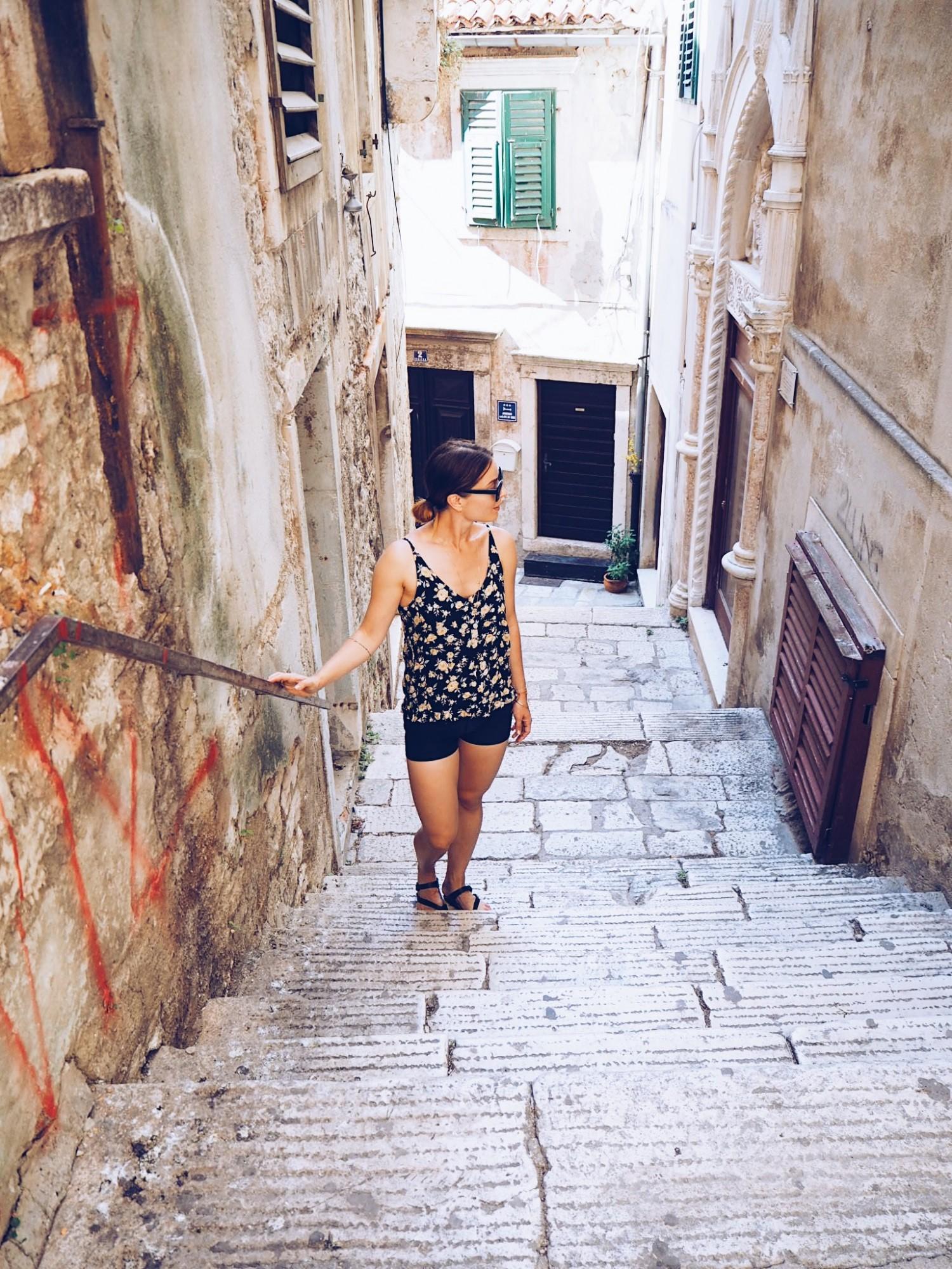 kroatien guide, podgora maraskaska sibenik