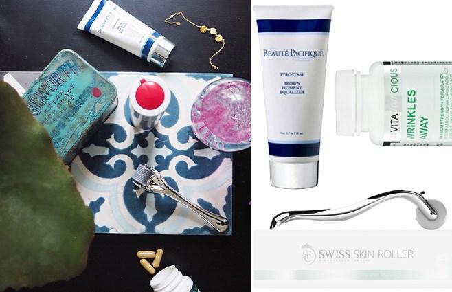 pigmentforandringer, hjælp til pigmentforandringer, pigmentpletter
