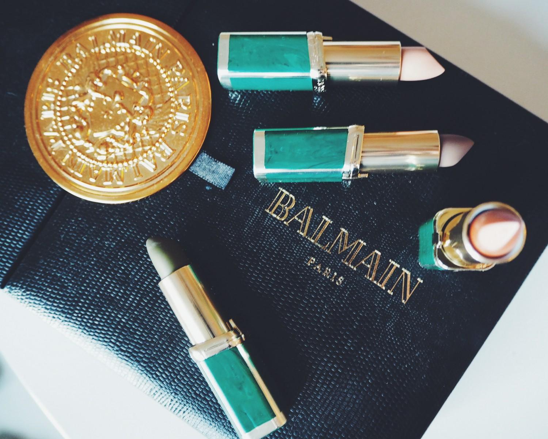 balmainxloreal, læbestifter, læbestift, balmainbalmainxloreal, læbestifter, læbestift, balmain