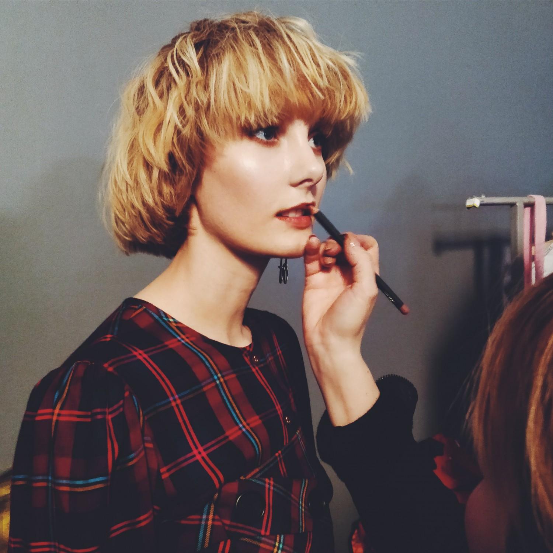 fashionweek makeup trends beauty trends