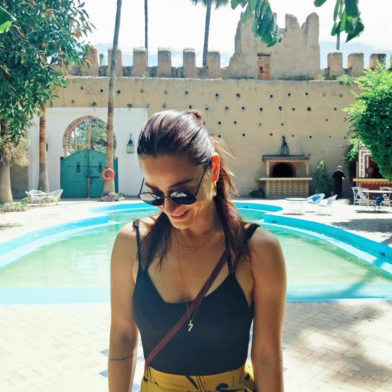 nelle pool marocco