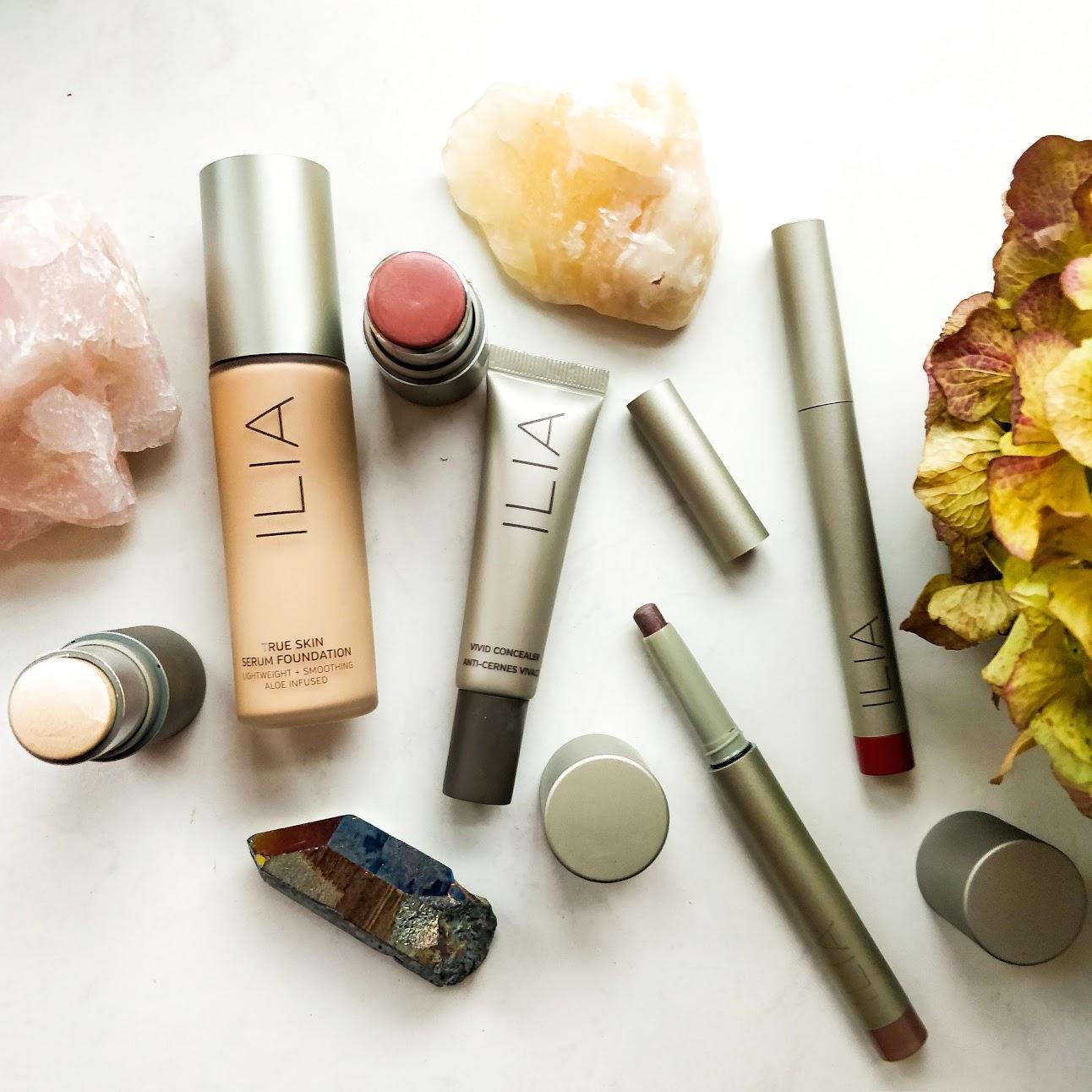 ILIA produkter økologisk makeup