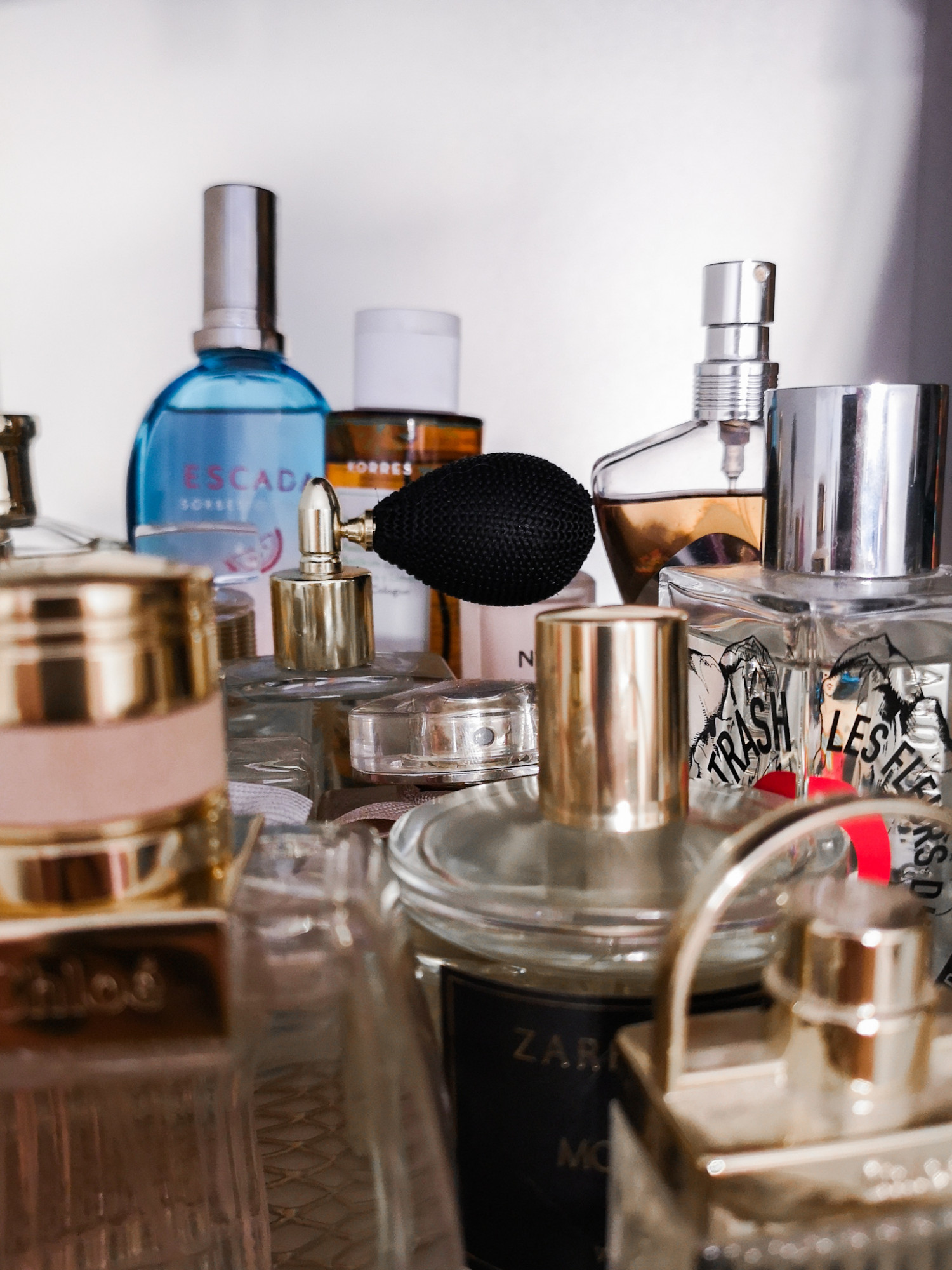 din duft parfume sommerduft