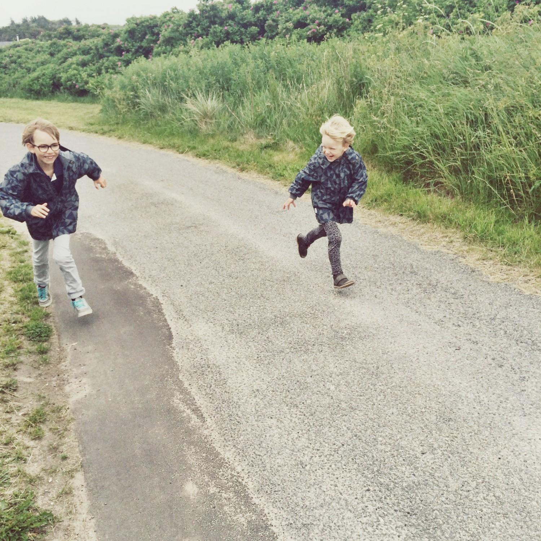FS herman og arthur løber