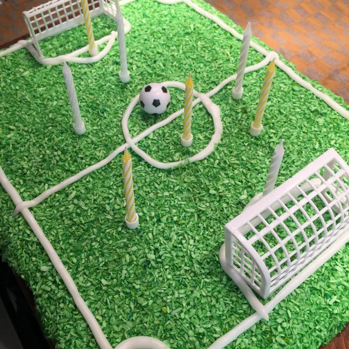 fodboldkage