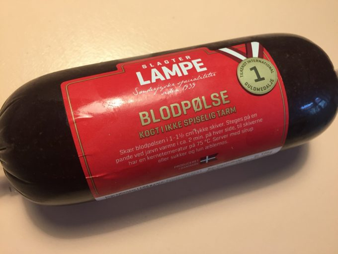 blodpølse