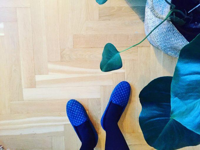 Hum's slippers - Voxtrup