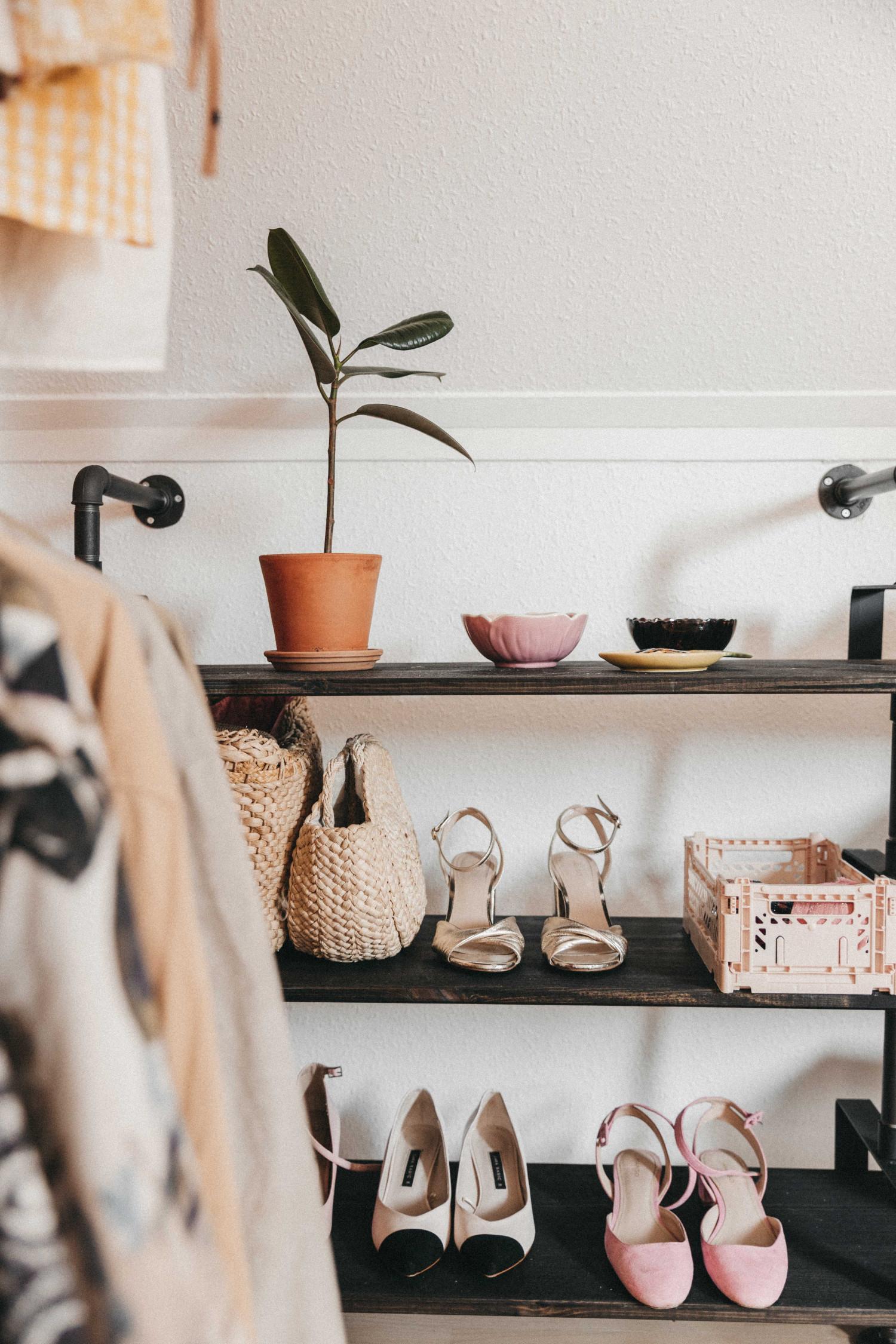 Make over i lejligheden – min nye garderobe | Johanne Kohlmetz