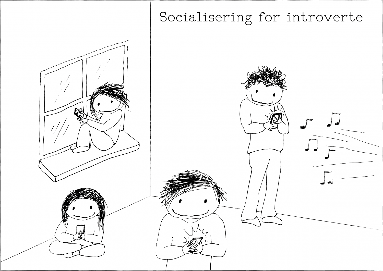 Socialisering