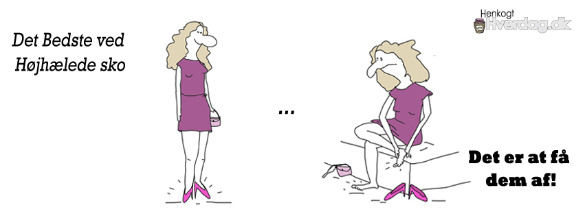 højhælede-sko