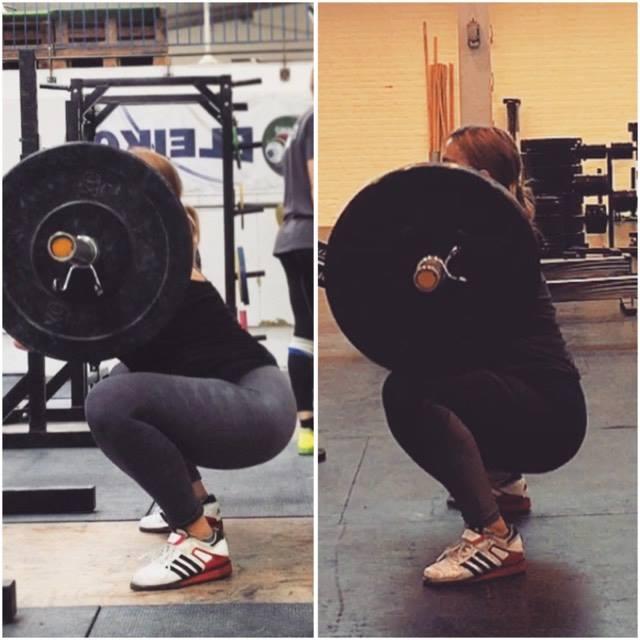 front-squat-clean-mobilitet-vaegtloeftning-crossfit-trinetheodora