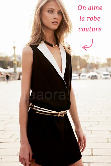 robe-noire-et-blanche