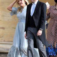 Ellie Golding au mariage de la princesse Eugenie et Jack