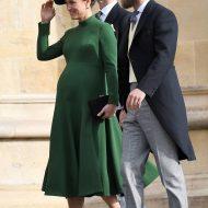 Pipa Middleton au mariage royal de la princesse Eugénie